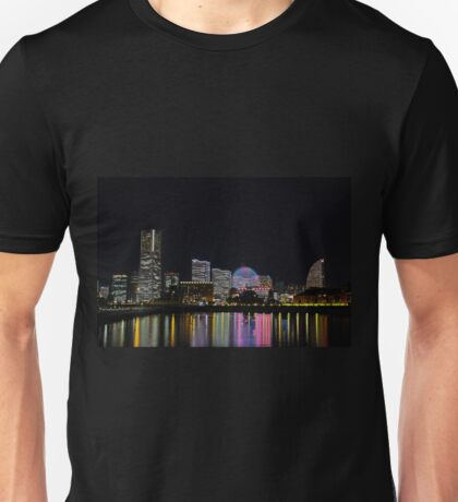 Yokohama Japan Unisex T-Shirt