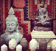 Buddhas Photo by Lagoldberg28