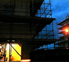 Scaffold by AndyReeve