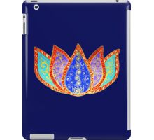 Peaceful Lotus iPad Case/Skin