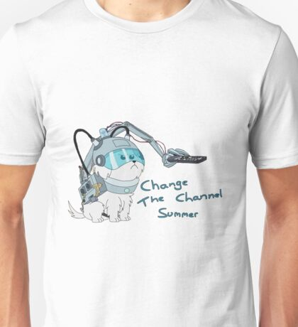 """""""Change the Channel, Summer"""" Snuffles (Rick and Morty) Unisex T-Shirt"""