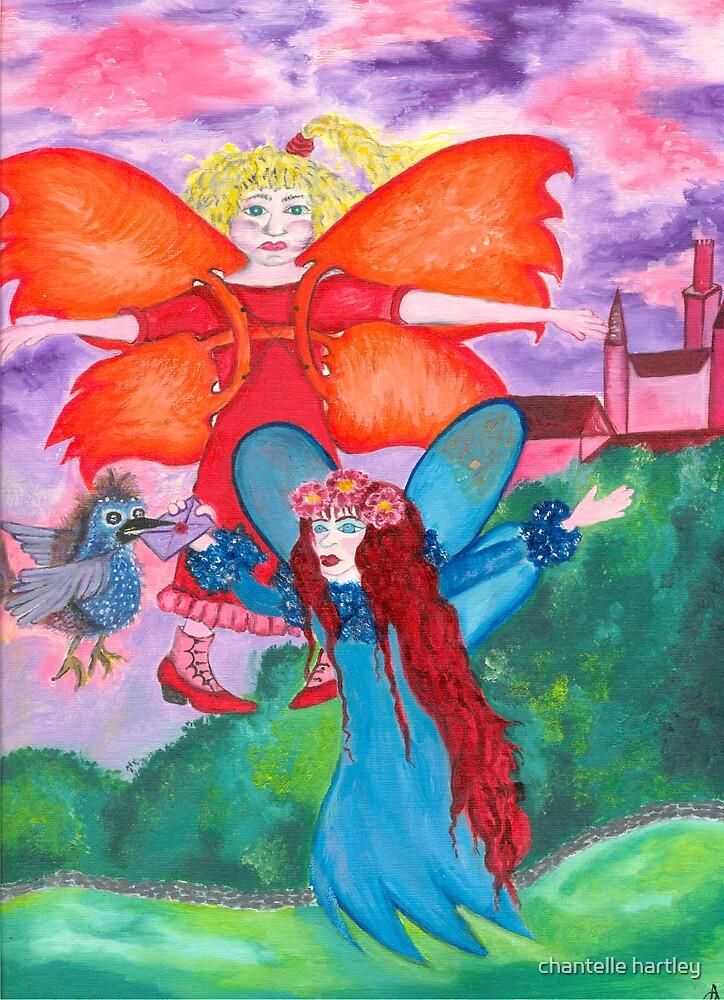 Wonder Wings by chantelle hartley