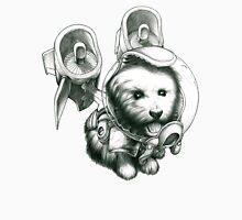 Jetpack Dog | Fluffy Unisex T-Shirt