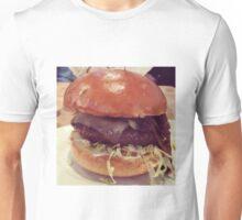 Bacon Cheeseburger Photo Unisex T-Shirt