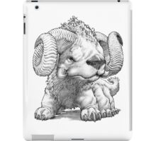 The South Highland Ram Dog iPad Case/Skin