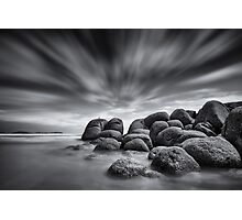Rotund Rocks Photographic Print