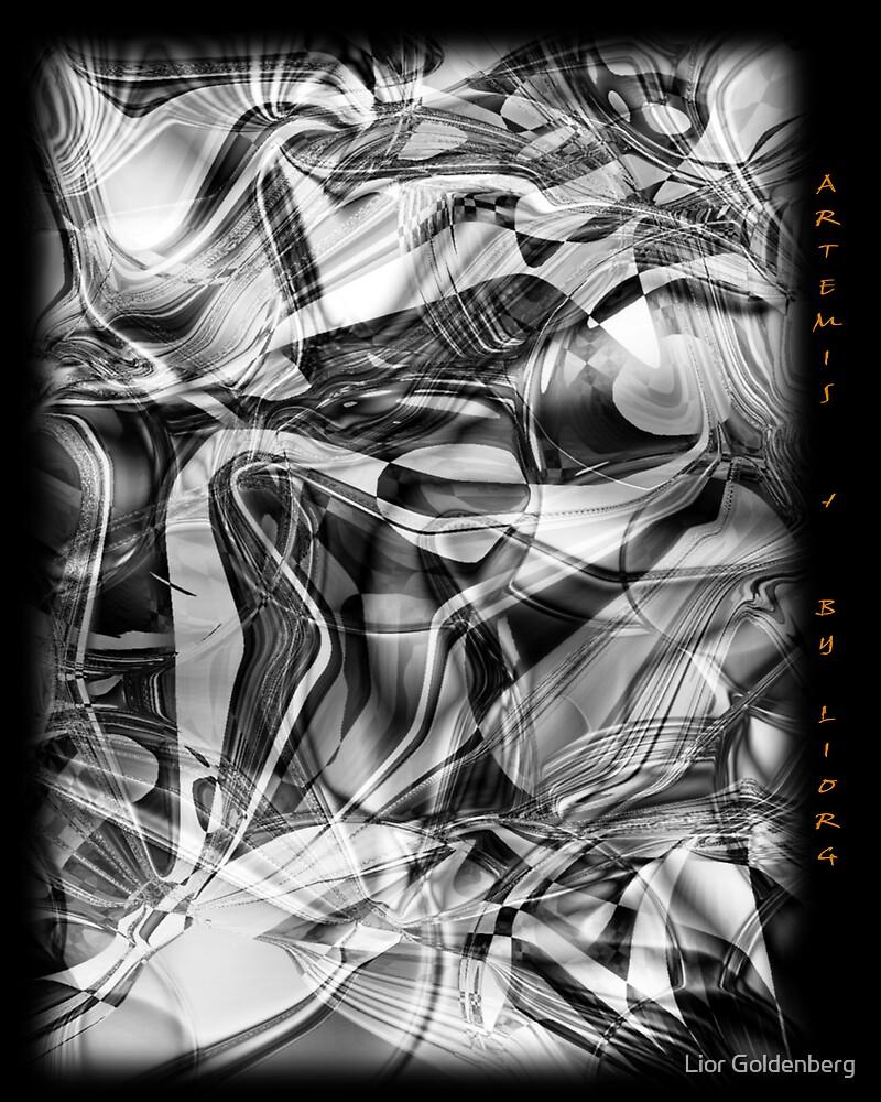 Artemis by Lior Goldenberg