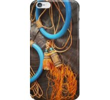 Vintage Sewing Basket iPhone Case/Skin