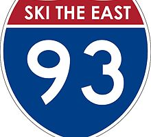 Interstate 93 Ski The East by BTick21