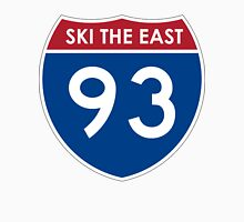 Interstate 93 Ski The East Unisex T-Shirt