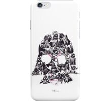 21 Darth Vaders iPhone Case/Skin