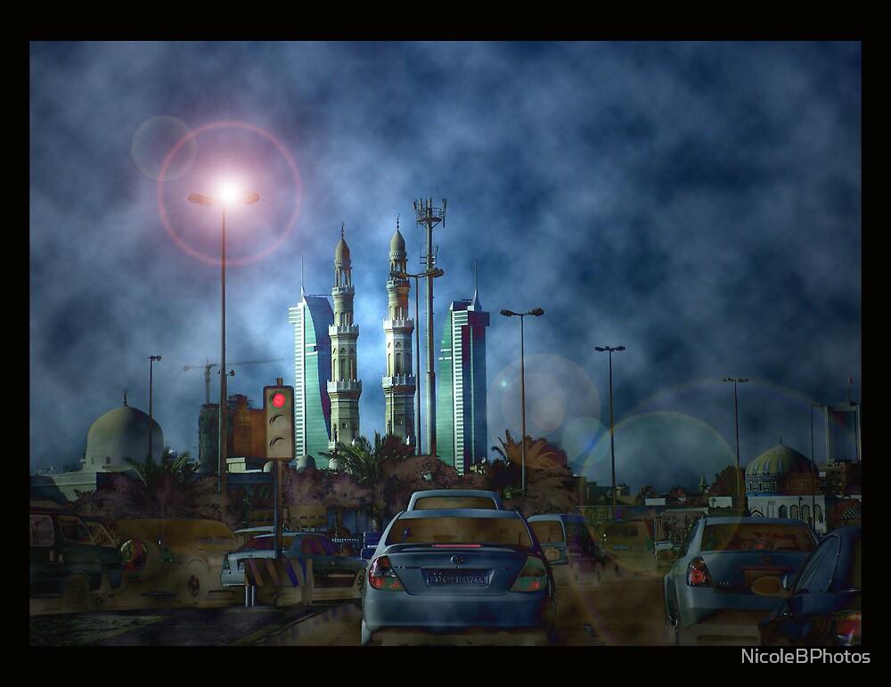 Manama city, Bahrain by NicoleBPhotos