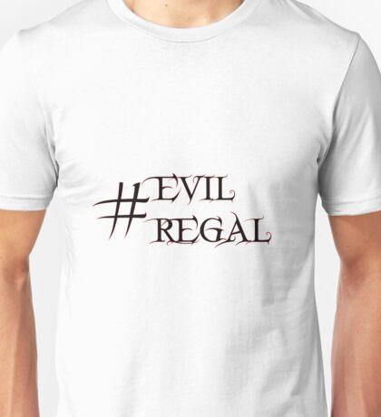 evil regal Unisex T-Shirt