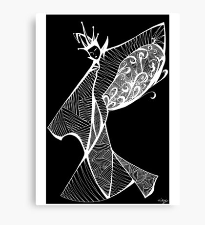Jester - Series 2 Canvas Print