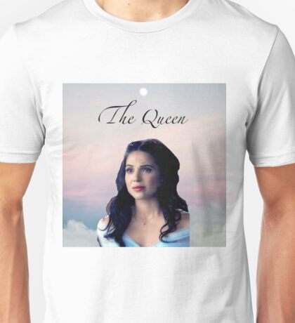 Regina Mills - The Queen - Once Upon A Time Unisex T-Shirt