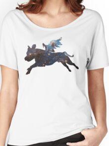 Space Murphyfly Women's Relaxed Fit T-Shirt