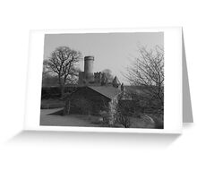 Burg Pyrmont Greeting Card