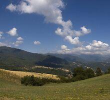 Tuscan Hills by Gino Iori