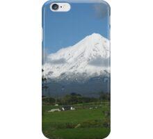 Mt Taranaki     North Egmont iPhone Case/Skin