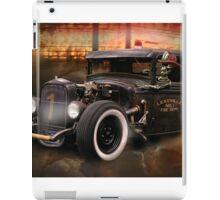 The Fire Chief  iPad Case/Skin