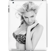 KATE B&W iPad Case/Skin