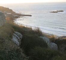 Whitesands Bay, Sennen by Catherine Hunt