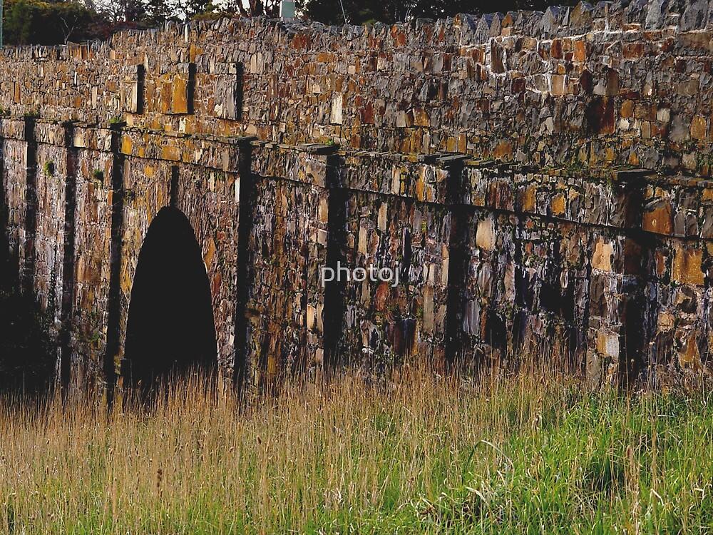 photoj - Tas Heritage Stone Bridge by photoj