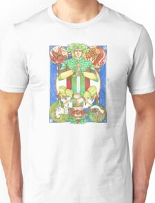 Solstice Kings (Oak King up) Unisex T-Shirt