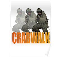 Crabwalk  Poster