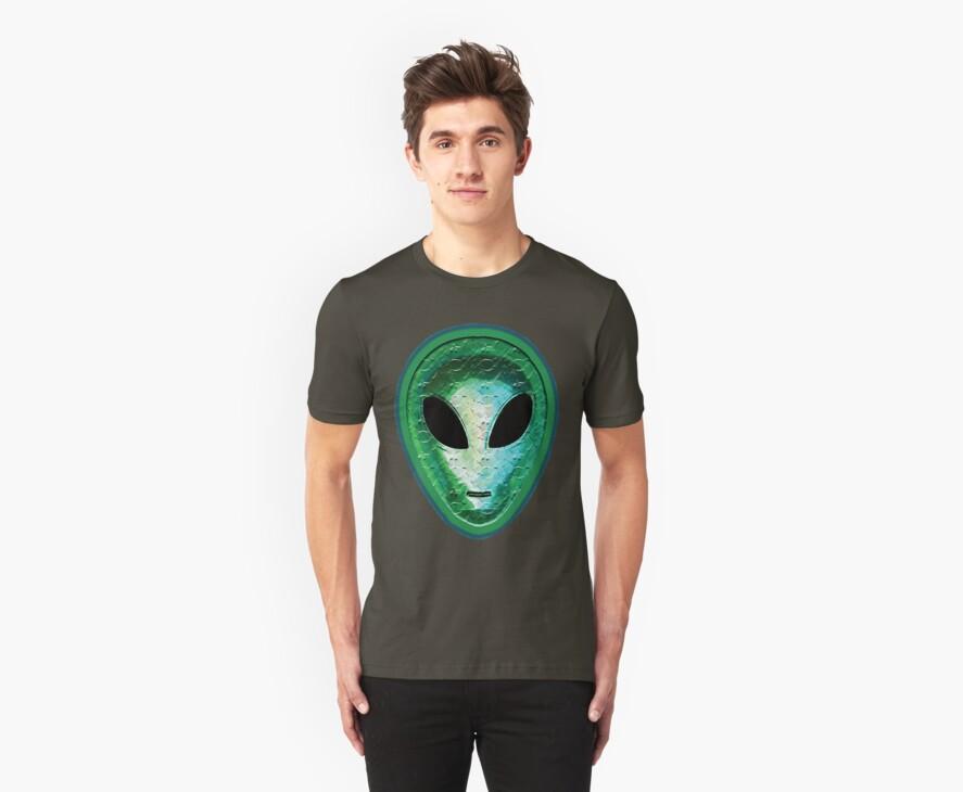 alien by Don Cox