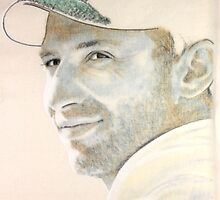 Phillip Hughes, 1985 - 2014. R.I.P. by Peter Brandt
