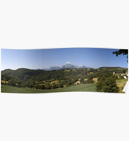 Tuscan Tranquillity Poster