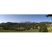 Tuscan Tranquillity Photographic Print