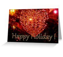 Christmas Card Series - 1  ^ Greeting Card
