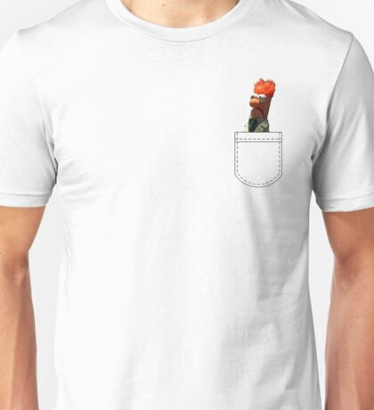 Pocket Meep Unisex T-Shirt