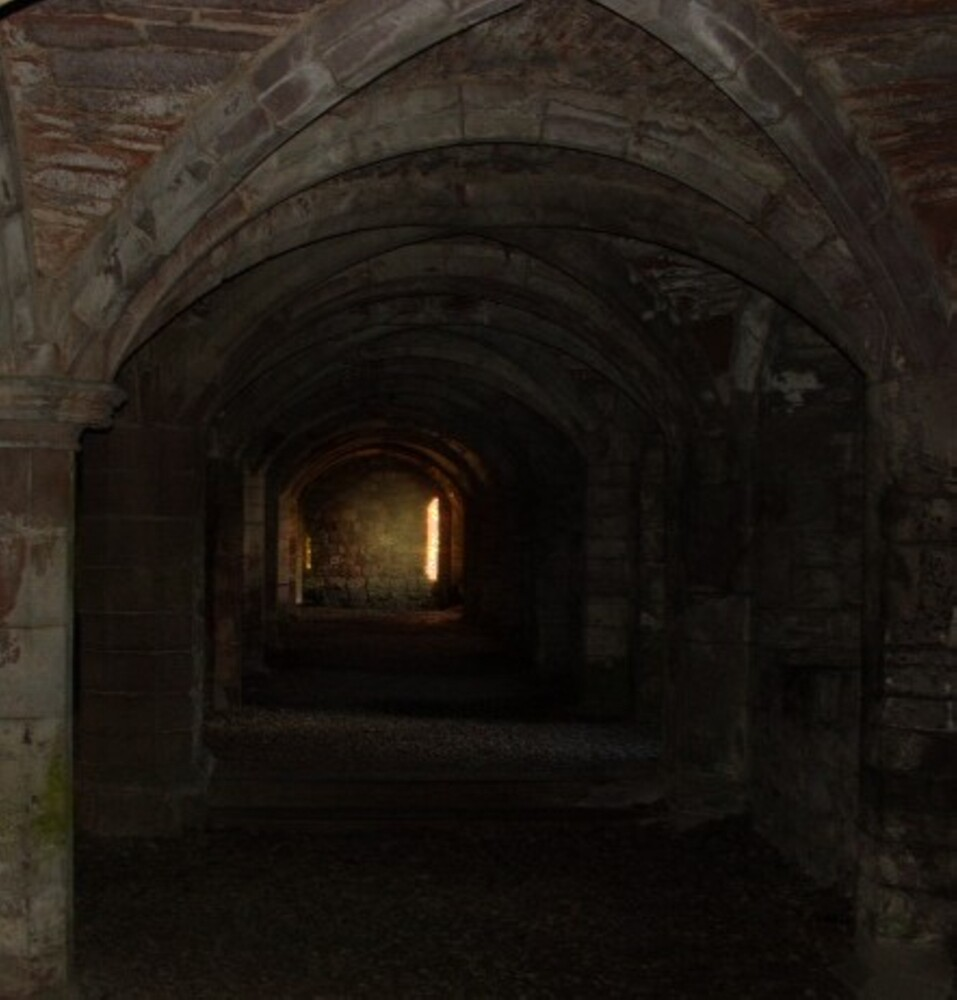 The Light at The End of The Tunnel by sonia