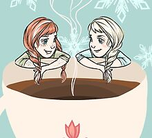 Frozen Cocoa by joreebelle