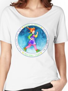 Magic-N-Motion Women's Relaxed Fit T-Shirt