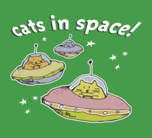spacecats One Piece - Short Sleeve
