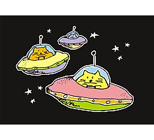 spacecats Photographic Print