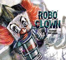 RoBo Clown by Alma Lee