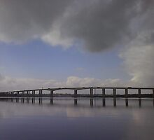 The Orwell Bridge by photoblind