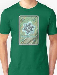 Merry Christmas Snowflake from KRICKET KOUNTRY! Unisex T-Shirt