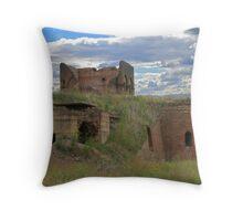 Lithgow Ruins Throw Pillow