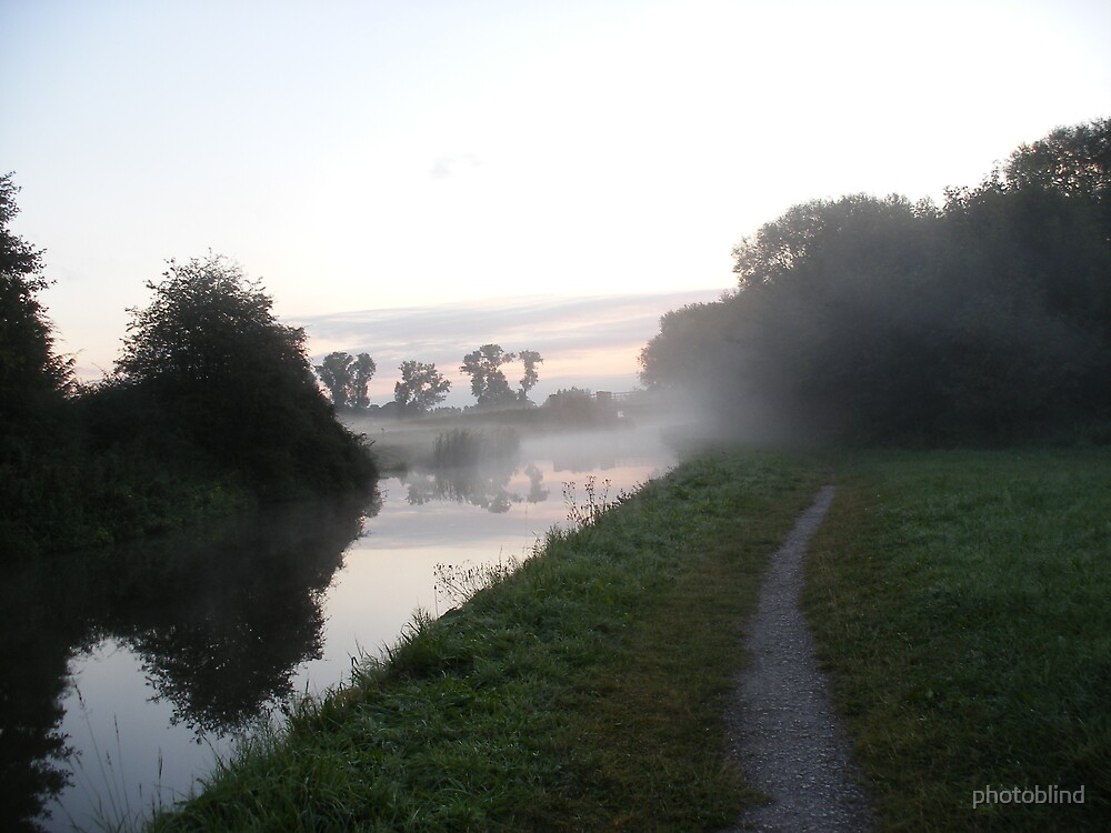 The Trent and Mersey canal by photoblind