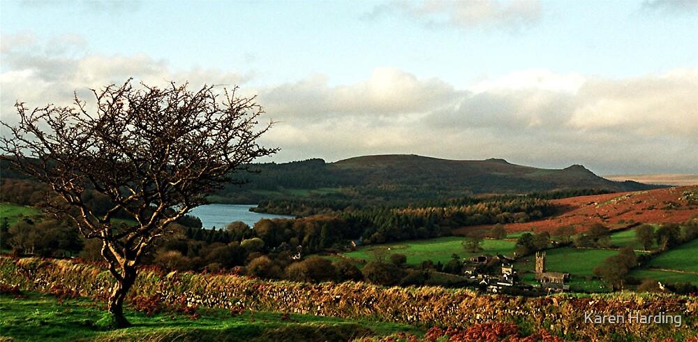 Rural England 2 by Karen Harding