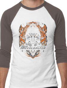 Creepy goggles  Men's Baseball ¾ T-Shirt