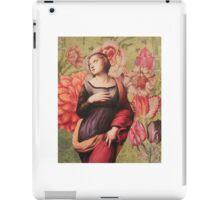 The Ascention of Saint Catharine of Alexandria iPad Case/Skin