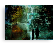 Moments in Time  Canvas Print