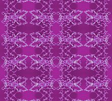 Puple pattern by blueclover